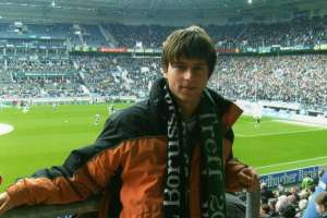 Ivan on Borussia-Park