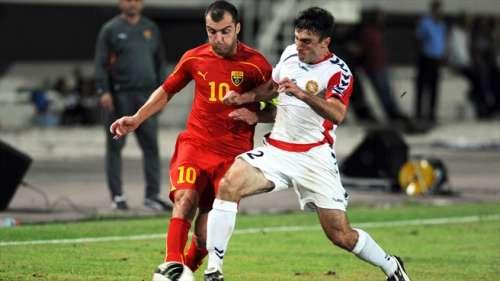 Goran Pandev vs Karlen Mkrtchyan