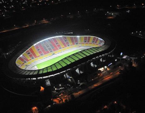 The Philip II stadium