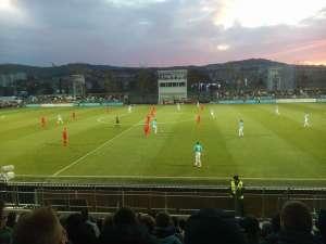 Moment of the match, photo: Filip Zdraveski
