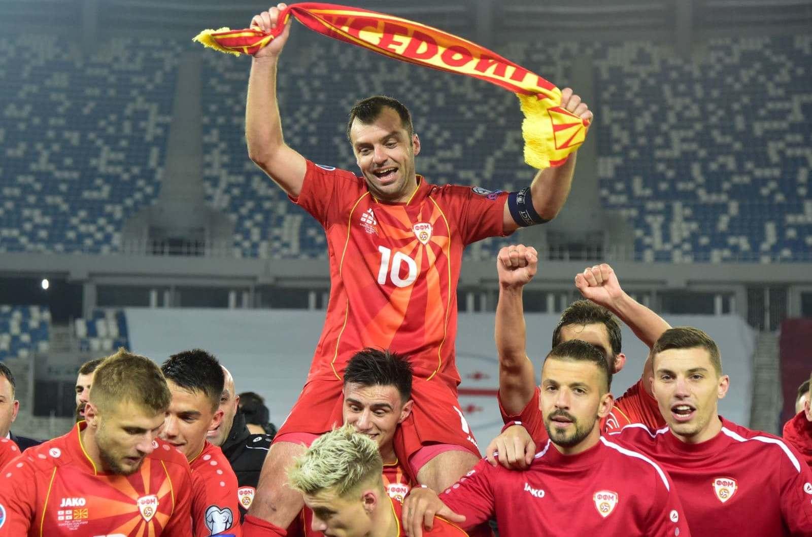Macedonian Football | Grand New Year's interview with Grande Goran Pandev -  Macedonian Football