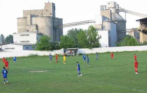 Moment of Cementarnica 55 - Drita game; photo: Cezary Namirski