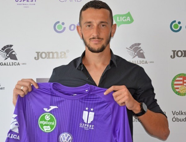 Macedonian Football | Ristevski stays in Hungary, but at Újpest ...