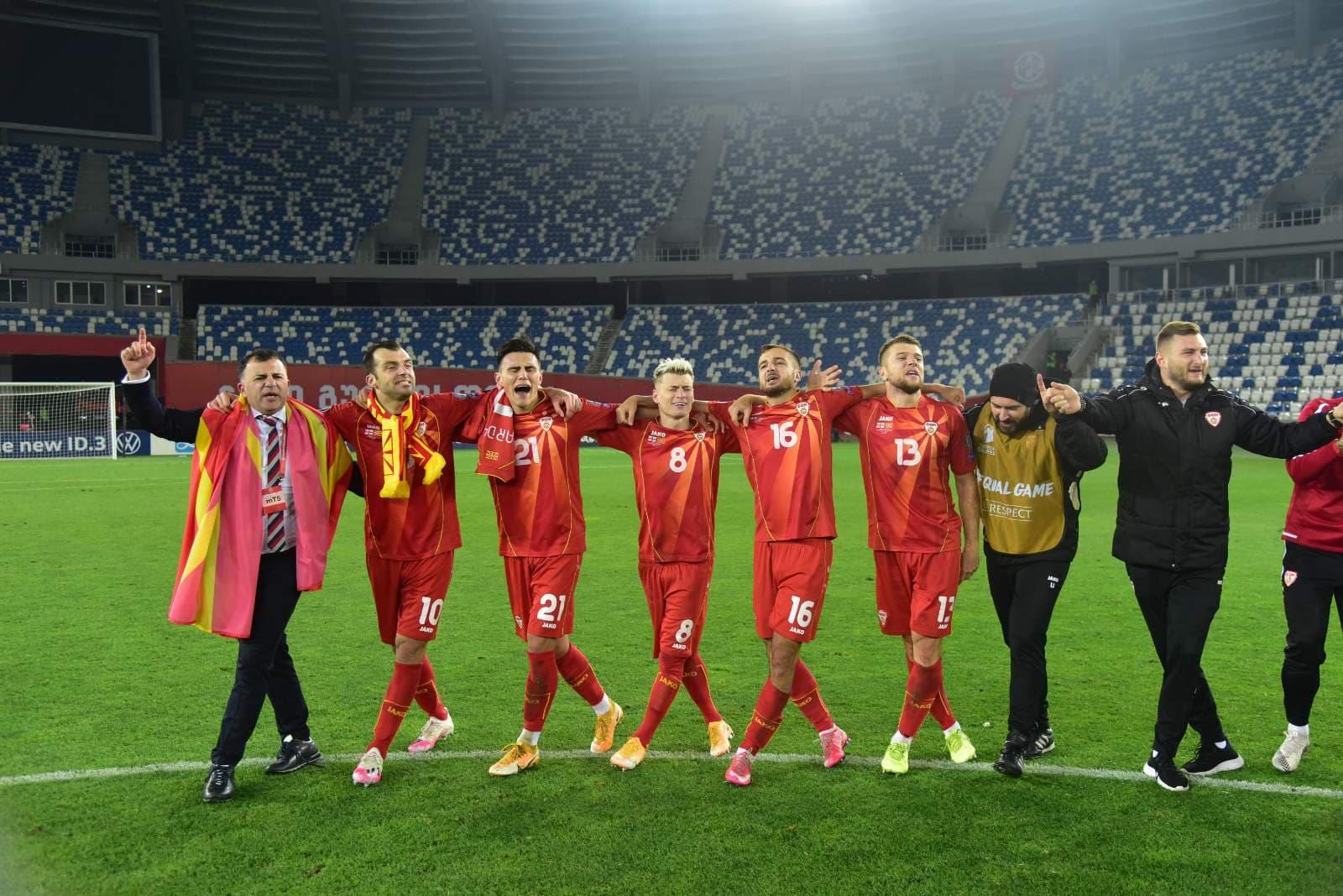 Macedonian Football |